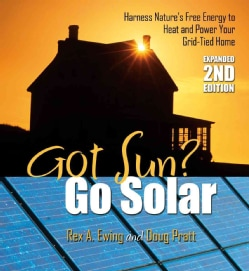 Got Sun? Go Solar: Harness Nature's Free Energy to Heat and Power Your Grid-Tied Home (Paperback)