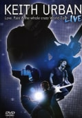 Love, Pain & The Whole Crazy World Tour Live (DVD)