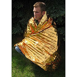SPACE Emergency Adventure Gold-color Blanket (Pack of 5)