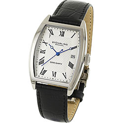 Stuhrling Original Women's Silvertone Park Avenue Watch