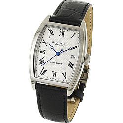 Stuhrling Original Women's Silvertone Park Avenue Watch