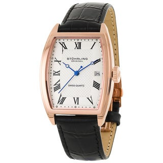 Stuhrling Original Women's Goldtone Park Avenue Watch