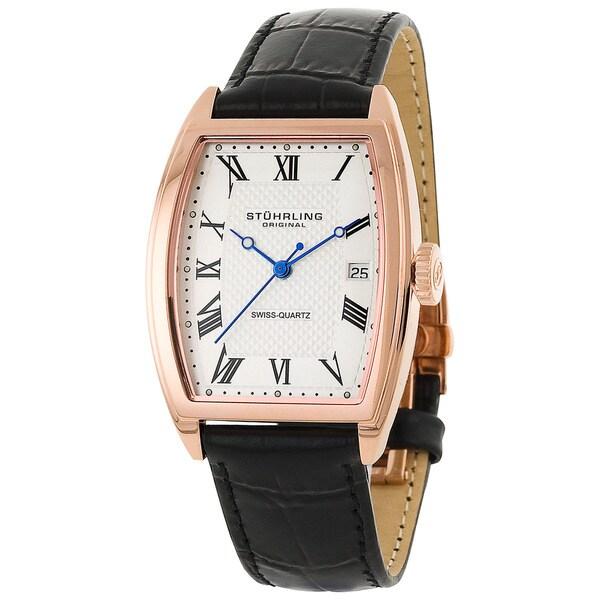 Stuhrling Original Women's Goldtone Park Avenue Watch