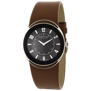 Stuhrling Original Movida Men's Oval Swiss Quartz Watch