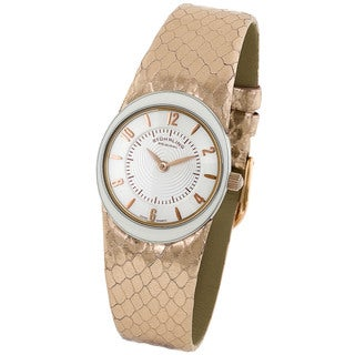 Stuhrling Original Women's Movida Oval Swiss Quartz Watch