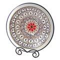 Tabarka Design Medium Serving Bowl (Tunisia)