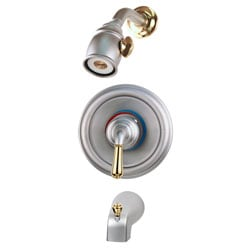 Moen Monticello Collection 1-handle Tub/ Shower Faucet