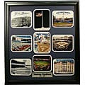 Yankee Stadium 9-photo 30x34 Framed Collage