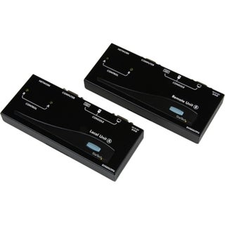 StarTech.com USB VGA KVM Console Extender over CAT5 UTP (500 ft)