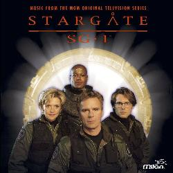 David Arnold - Stargate SG-1 Original TV Soundtrack (OST)