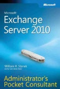 Microsoft Exchange Server 2010: Administrator's Pocket Consultant (Paperback)