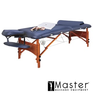 Master Massage Monroe Therma Top 30-inch LX Massage Table with Accessories