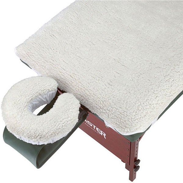 Master Massage SpaMaster Essentials Fleece Pad Set