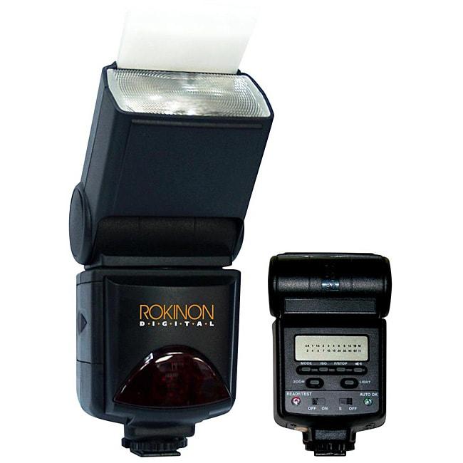 Rokinon iTTL Nikon-compatible Power Zoom Flash
