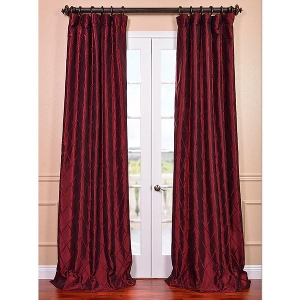 Privacy Curtains For Home Taffeta Plaid Curtains
