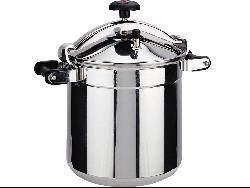 Magefesa Alustar R Aluminum 16-quart Fast Pressure Cooker