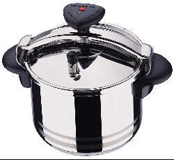 Star R Stainless Steel 10-quart Fast Pressure Cooker