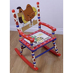 Kids' Cowboy Rocking Chair