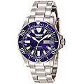 Invicta Men's 7042 Signature Automatic Blue Dial Watch
