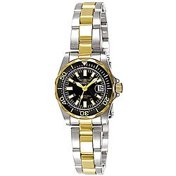 Invicta Women's 7063 Signature Two-tone Watch