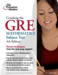 Cracking the GRE Mathematics Subject Test (Paperback)