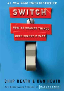 Switch: How to Change Things When Change Is Hard (Hardcover)