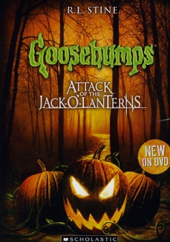 Goosebumps: Attack Of The Jack-O-Lanterns (DVD)