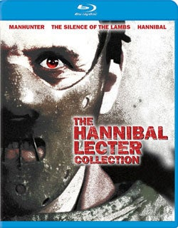 Hannibal Lecter Anthology (Blu-ray Disc)