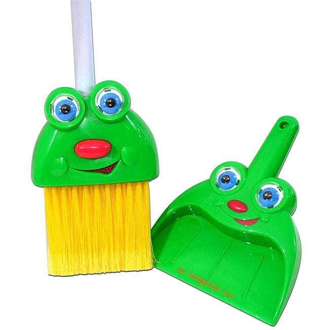 Silly Sam Broom And Dustpan Combo Toy 12069385