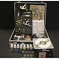 Design Element Emerpac Professional 3-gun Tattoo Machine Kit