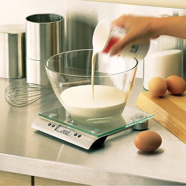 Salter 3003BDSSSVDR Aquatronic Kitchen Scale