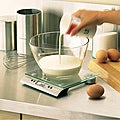 Salter 3003BDSSSVDR Aquatronic Kitchen Scale