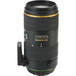 Pentax Zoom Telephoto 60-250mm f/4 ED DA* SDM Autofocus Lens