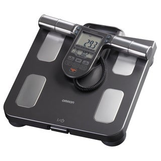 Omron Full-body Sensor Body Composition Monitor/ Scale Grey