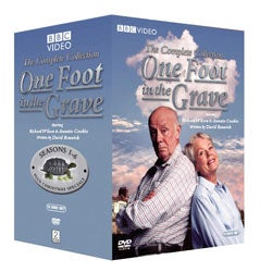 One Foot In The Grave: The Complete Collection (DVD)