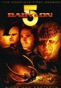 Babylon 5: The Complete First Season (DVD)