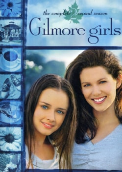 Gilmore Girls: The Complete Second Season (DVD)