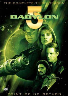 Babylon 5: The Complete Third Season (DVD)