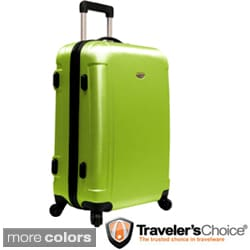 Traveler's Choice Freedom 25-inch Hardside Spinner Upright