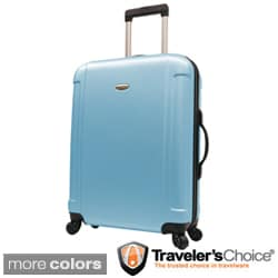 Traveler's Choice Freedom 29-inch Hardside Spinner Upright Suitcase