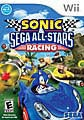 Wii - Sonic & SEGA All-Stars Racing