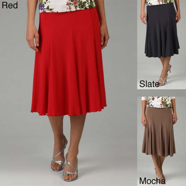 Adi Designs S-Max Collection Women's Flowing Skirt