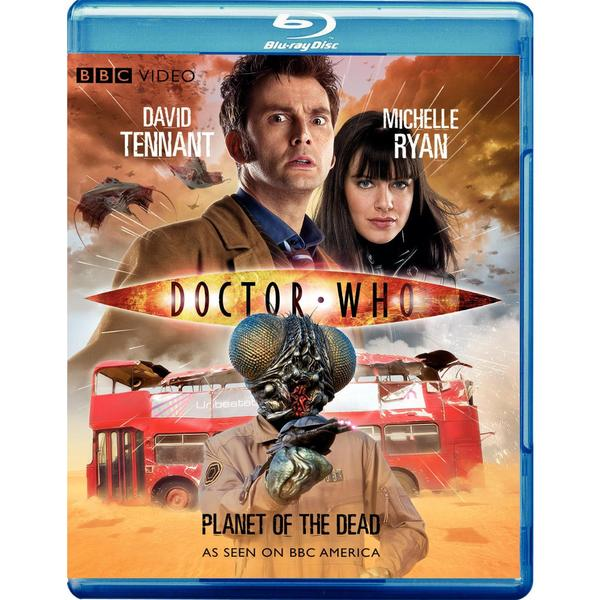 Doctor Who: Planet of the Dead (Blu-ray Disc) 5447207