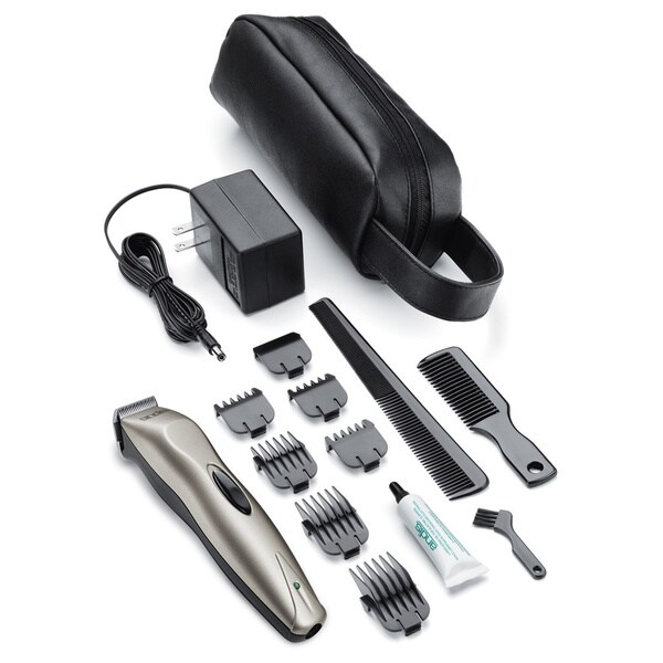 Andis 14-piece Beard and Mustache Trimmer