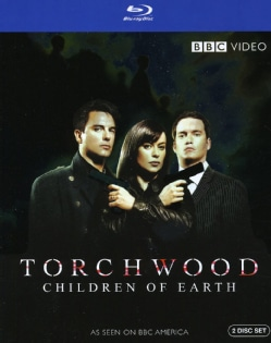 Torchwood: Season 3 Children of Earth (Blu-ray Disc)