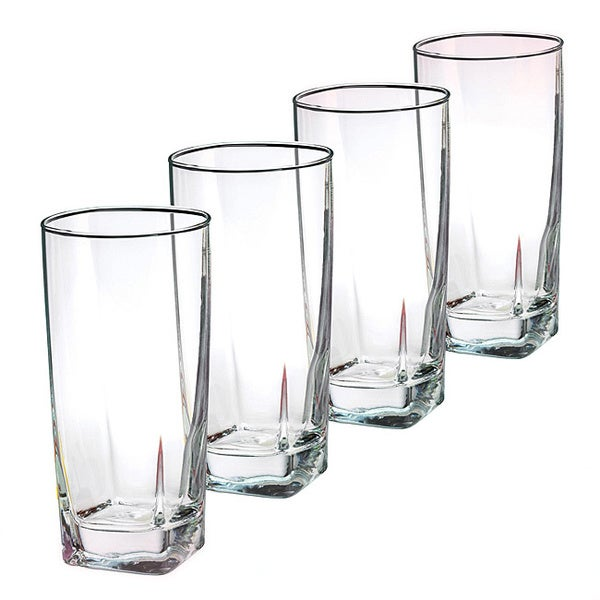 Anchor Hocking Alexis 16 Oz Glasses Pack Of 4