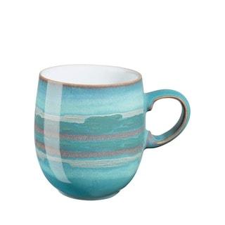 Denby Azure Coast Large Curve Mug