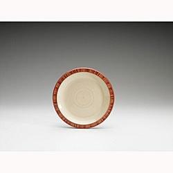 Denby 'Fire Stripes' Salad/ Dessert Plate