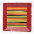 Certified International Hot Tamale 13-inch Square Platter