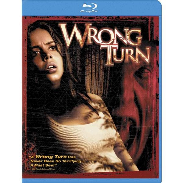 Wrong Turn (Blu-ray Disc) 5453479